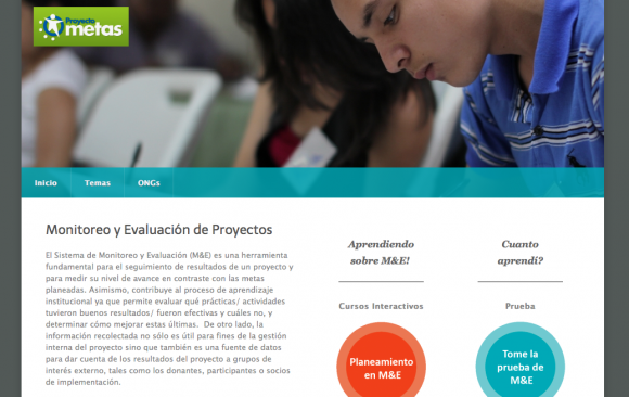 NGO Community of Practice Website