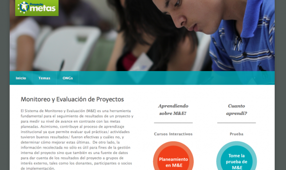 NGO Community of Practice Website