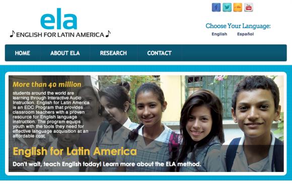 English for Latin America (Instructional Audio)
